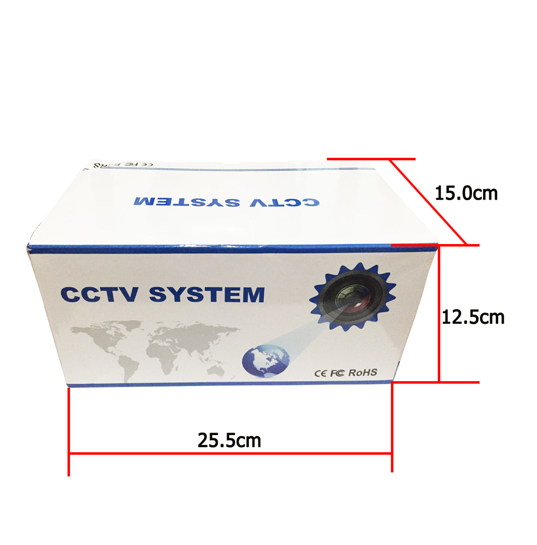 3.0/4.0 Megapixel Outdoor IP Camera